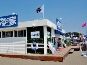 海の家、浜茶屋(4x3)
