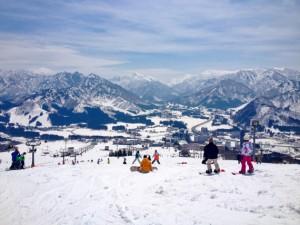 スキー場(4x3)