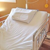 病院、ベッド