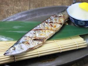 さんま、秋刀魚