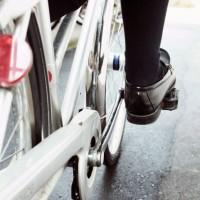 自転車、通学