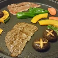 ホットプレート焼肉