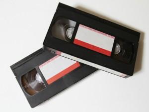 VHSテープ