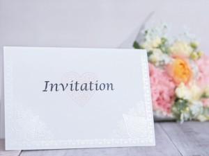 結婚式招待
